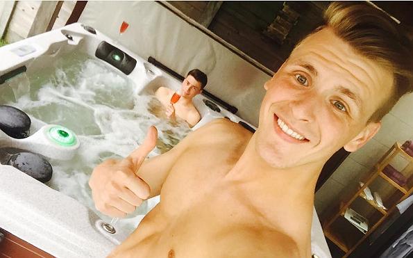 Snoepje van de Week | Mister Gay Belgium Raf