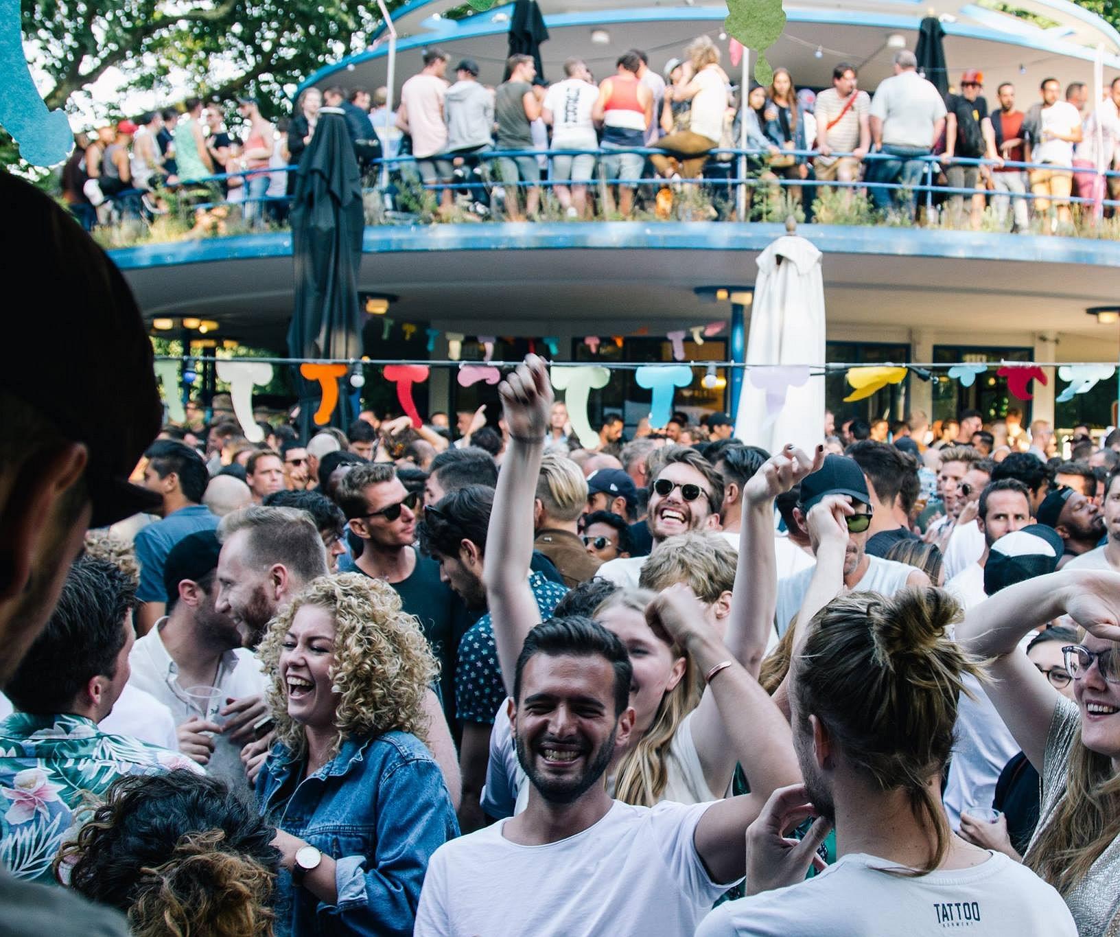 Amsterdam is een nieuw gayfestival rijker