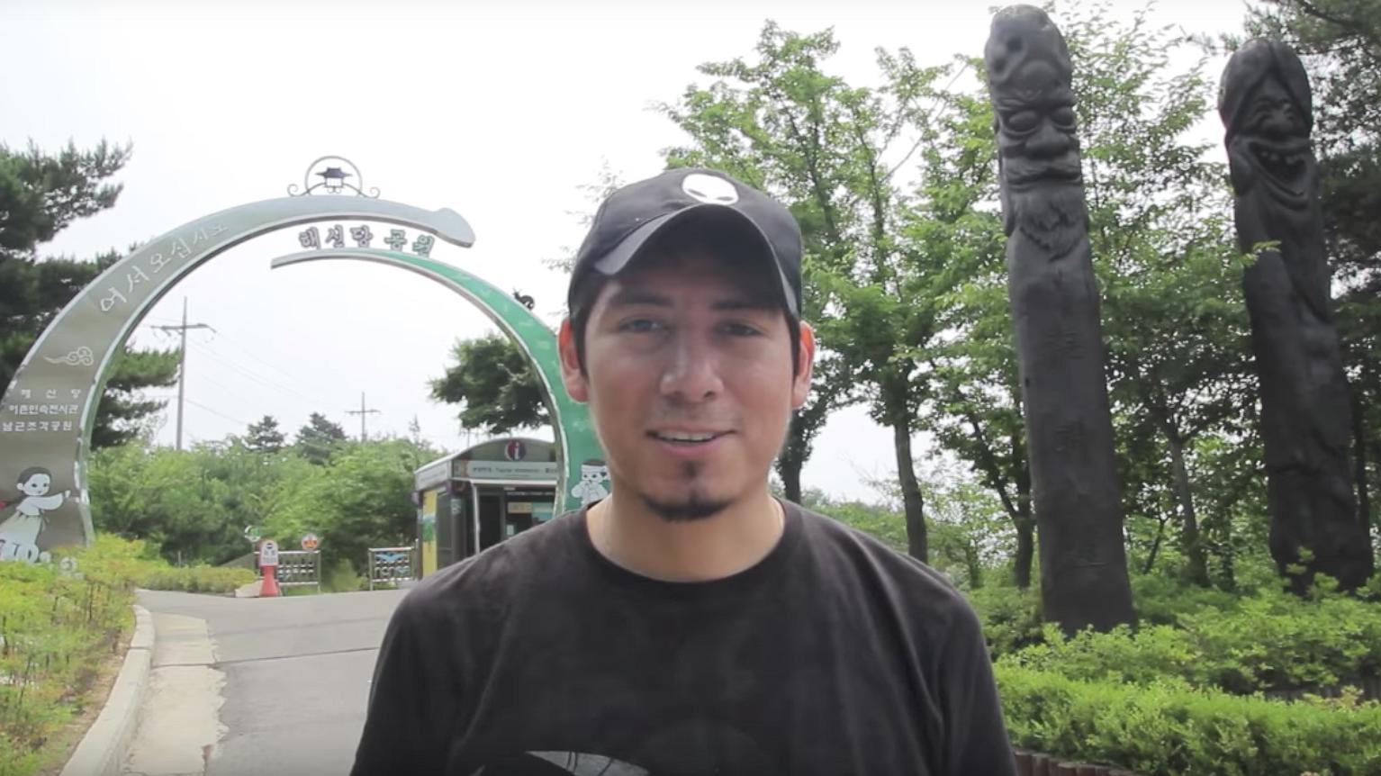 Neem een kijkje in dit bijzondere Zuid-Koreaanse park