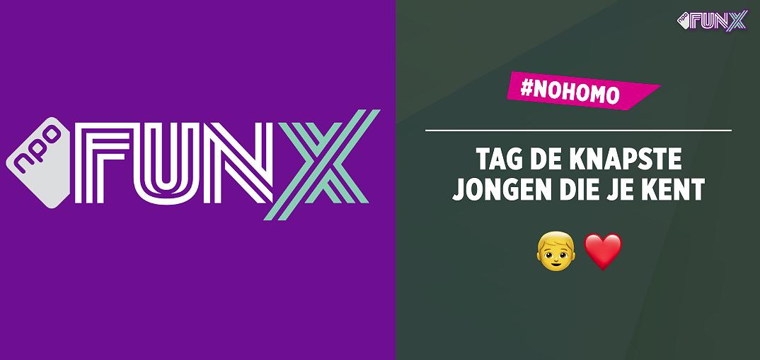 Radiozender FunX slaat de plank mis met discriminerende hashtag