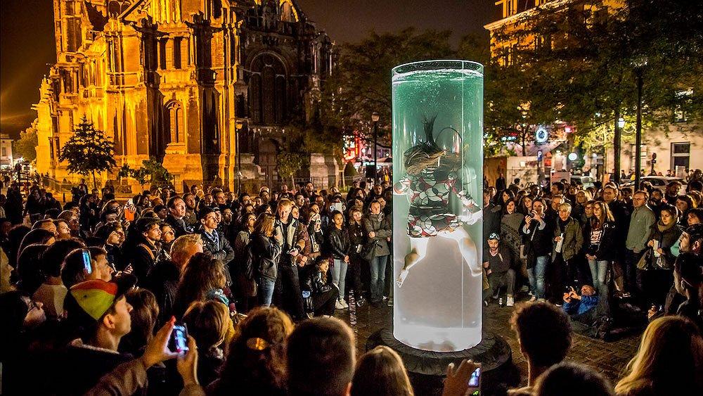Beleef Brussel op een nieuwe manier tijdens Nuit Blanche