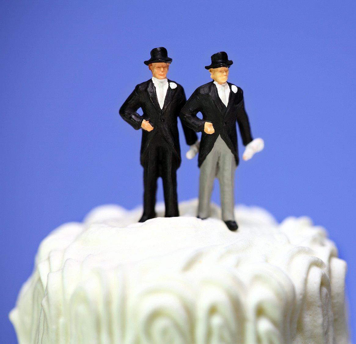 Oeps: voorlopig moeten Duitse homokoppels trouwen als 'man en vrouw'