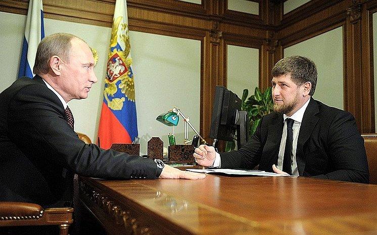 Homo's opgesloten in concentratiekampen in Tsjetsjenië