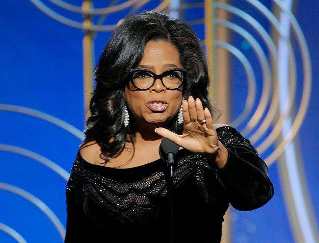 Stelt Oprah zich kandidaat voor het presidentschap?