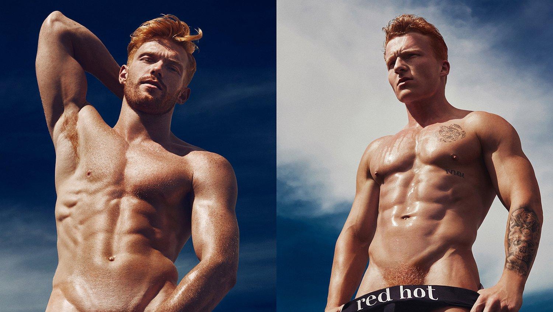 Smullen: De nieuwe Red Hot British Boys-kalender is er!