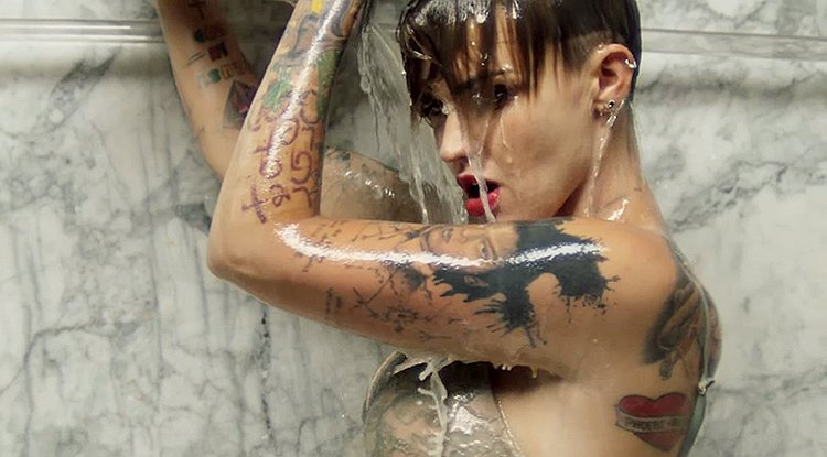 OITNB's Ruby Rose maakte shortfilm over gender fluidity