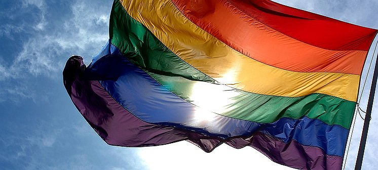 De roze driehoek | Homo's mogen trouwen op Bermuda!