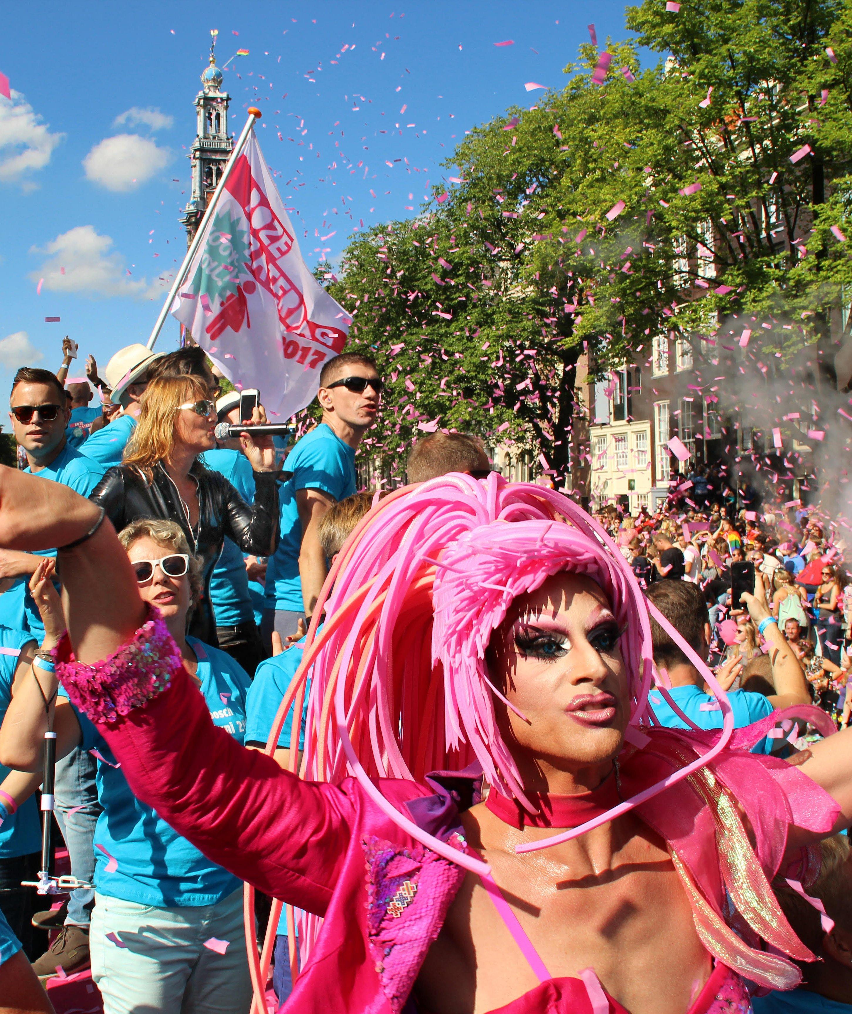 Plan hier alvast jouw Roze Zaterdag in Den Bosch