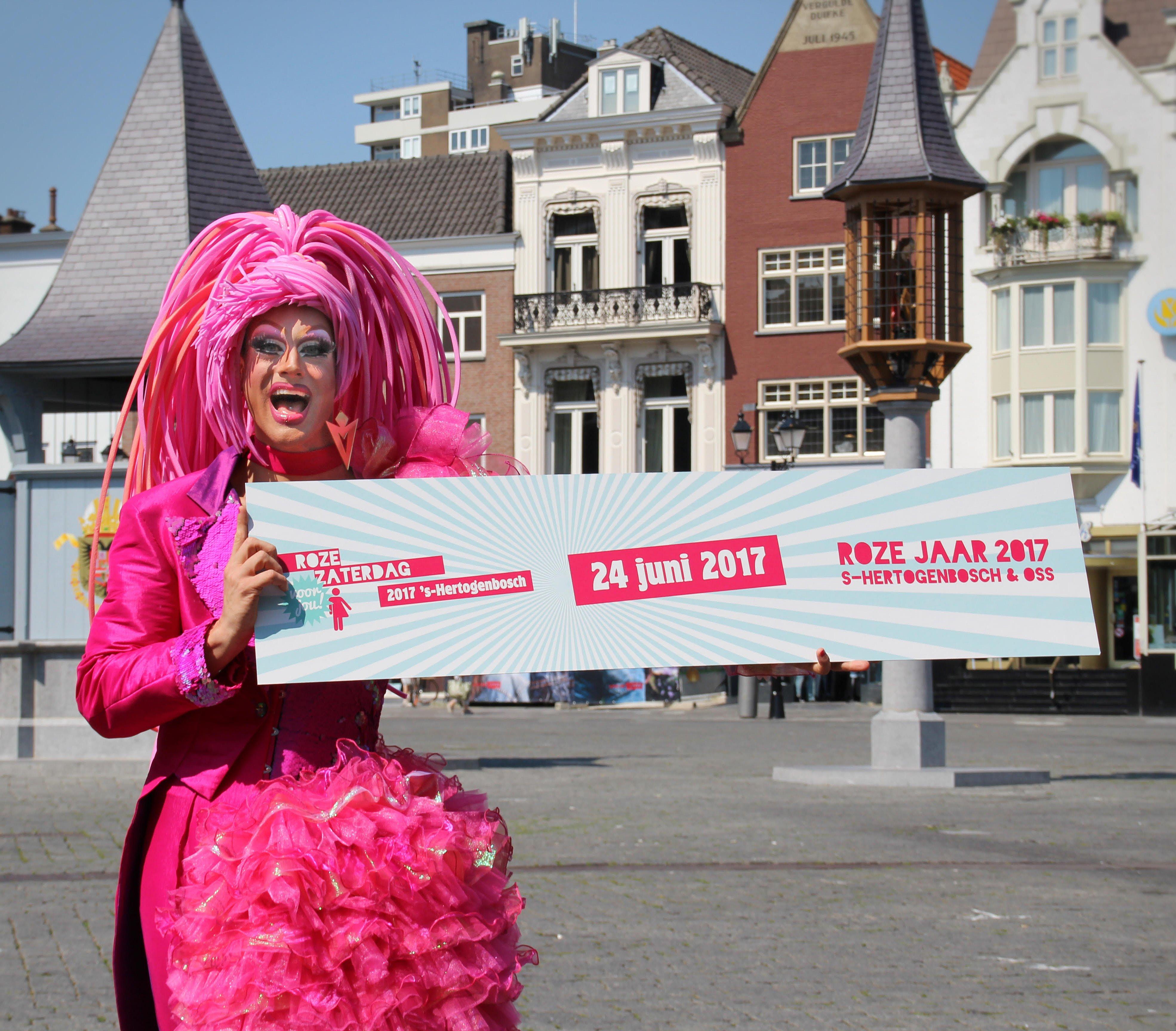 Roze Zaterdag: Dit is er allemaal te doen in Brabant