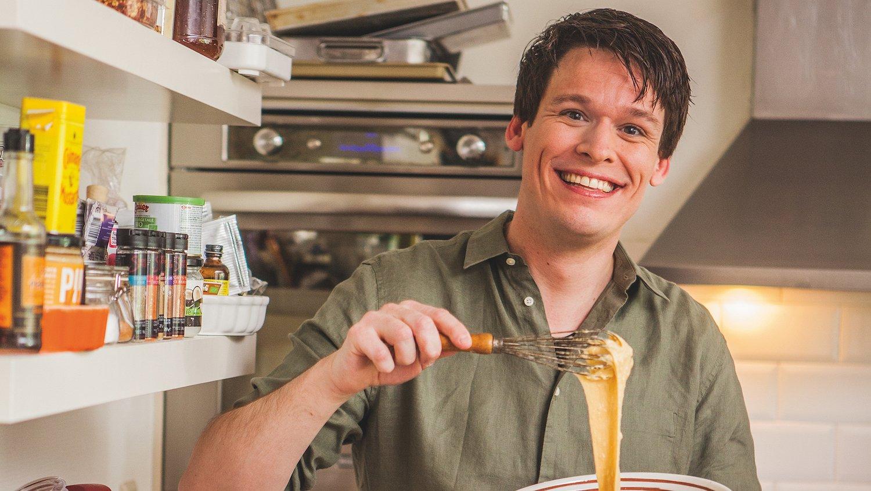 Rutger: 'Ik heb nooit een bakopleiding gedaan, mensen kunnen mijn gerechten gewoon thuis maken'