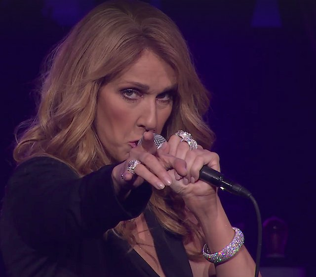 Oeh, mooi! Céline Dion covert Purple Rain van Prince