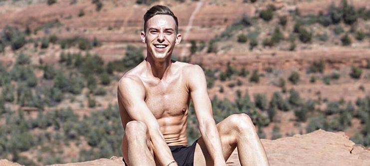 Snoepje van de Week: Adam Rippon