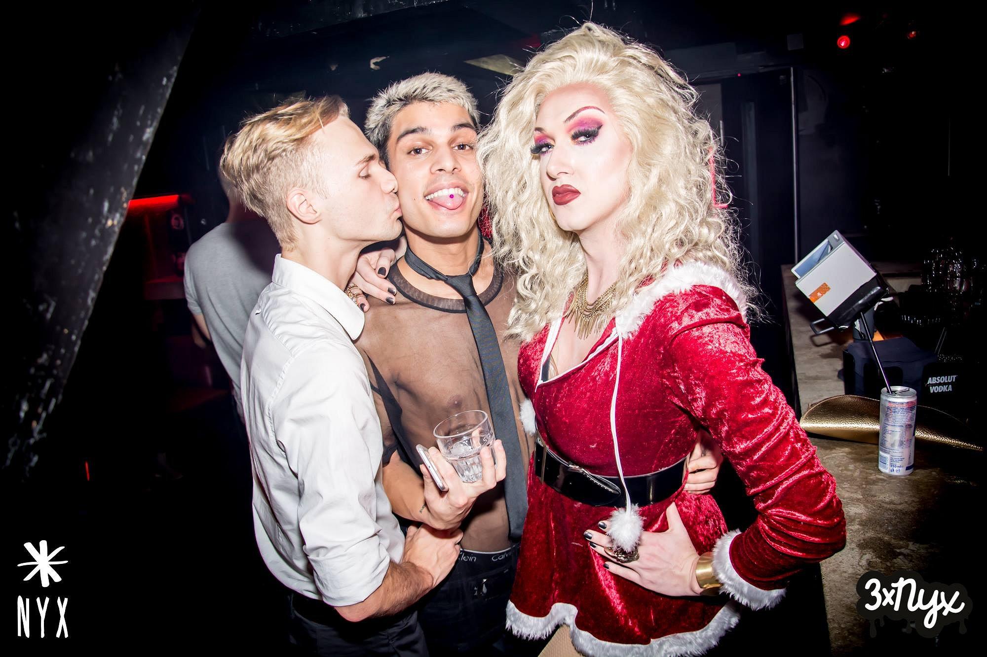 Thank Gay It's Friday | De lekkerste kerstfeestjes van het jaar