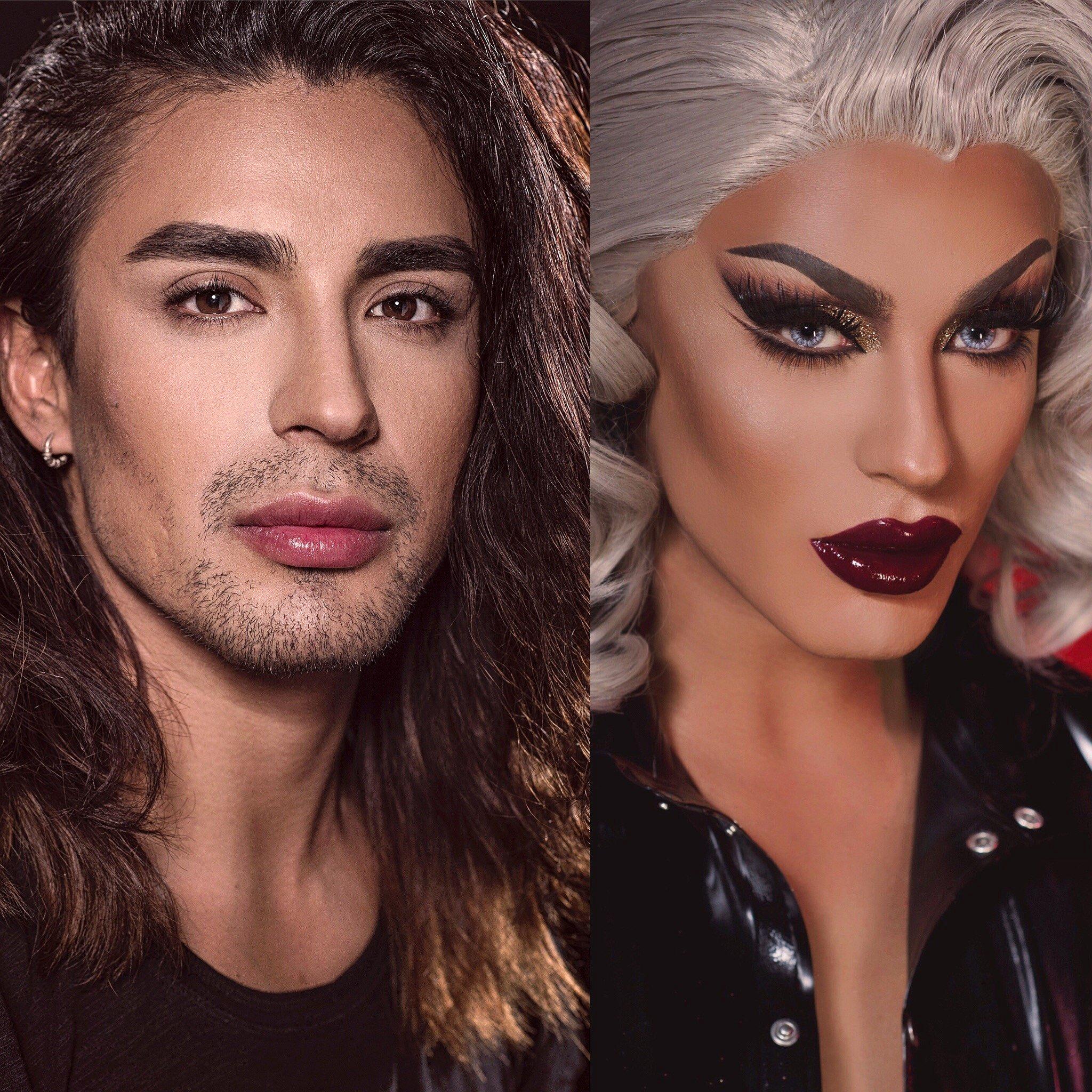 #TransformationTuesday: zo zien deze Hollandse queens eruit als jongen