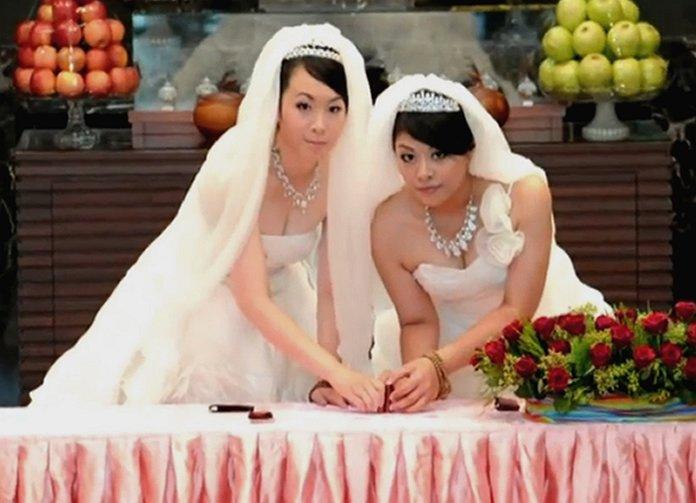 Homohuwelijk Taiwan | 'De oudere generatie is er nog niet klaar voor'