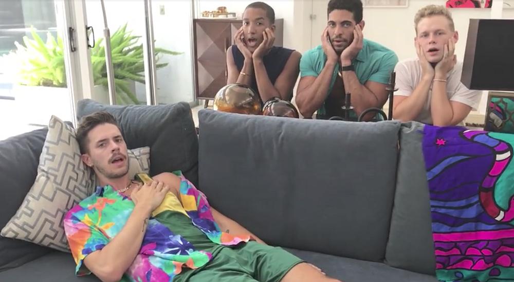 Videosnack | Deze mannen maken Dua Lipa's video nog beter