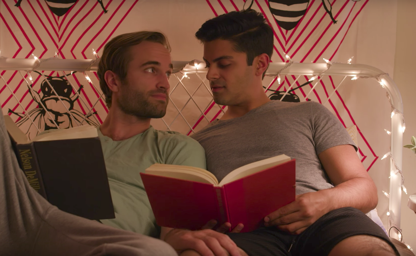 Videosnack | Dit zijn de voordelen van een gay relatie