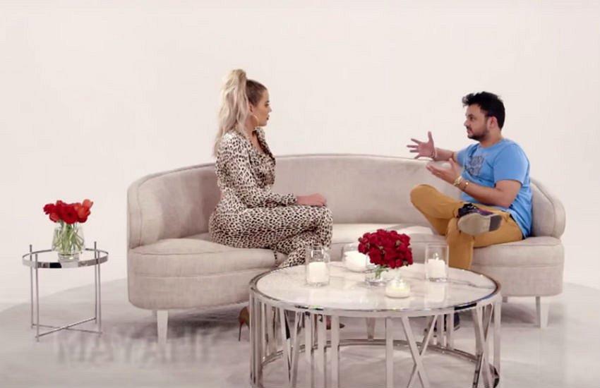 Videosnack | Khloé Kardashian helpt jongen uit de kast te komen