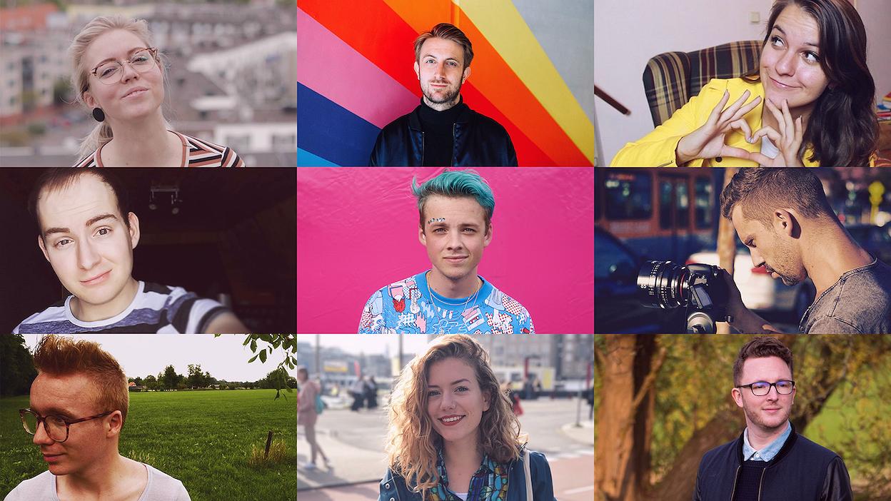 Videosnack | Nederlandse vloggers over hun coming-out