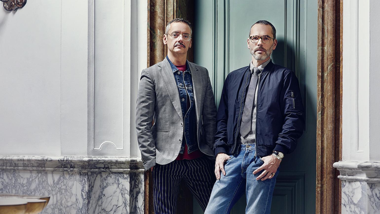 Viktor & Rolf: 'Er is een heel circus rondom mode ontstaan'