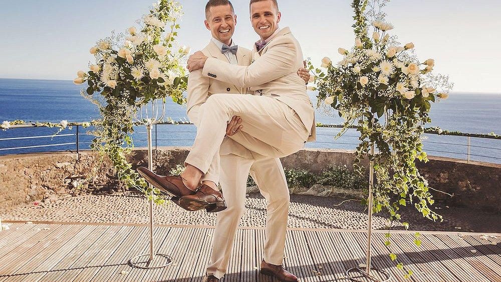 In welke landen kun je als homo trouwen?