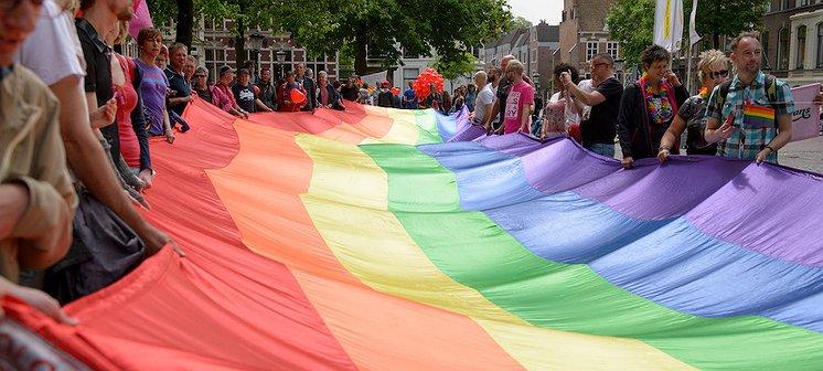 'Walk of Love is geen protestactie, we vieren de liefde!'