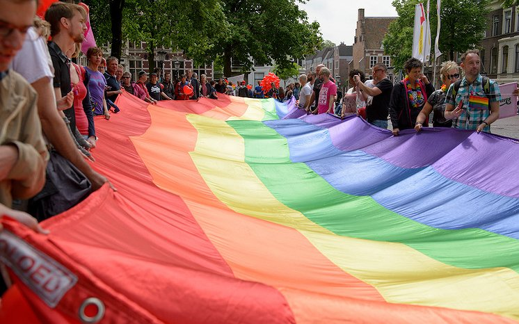 'Walk of Love is geen protestactie, we vieren de liefde!'