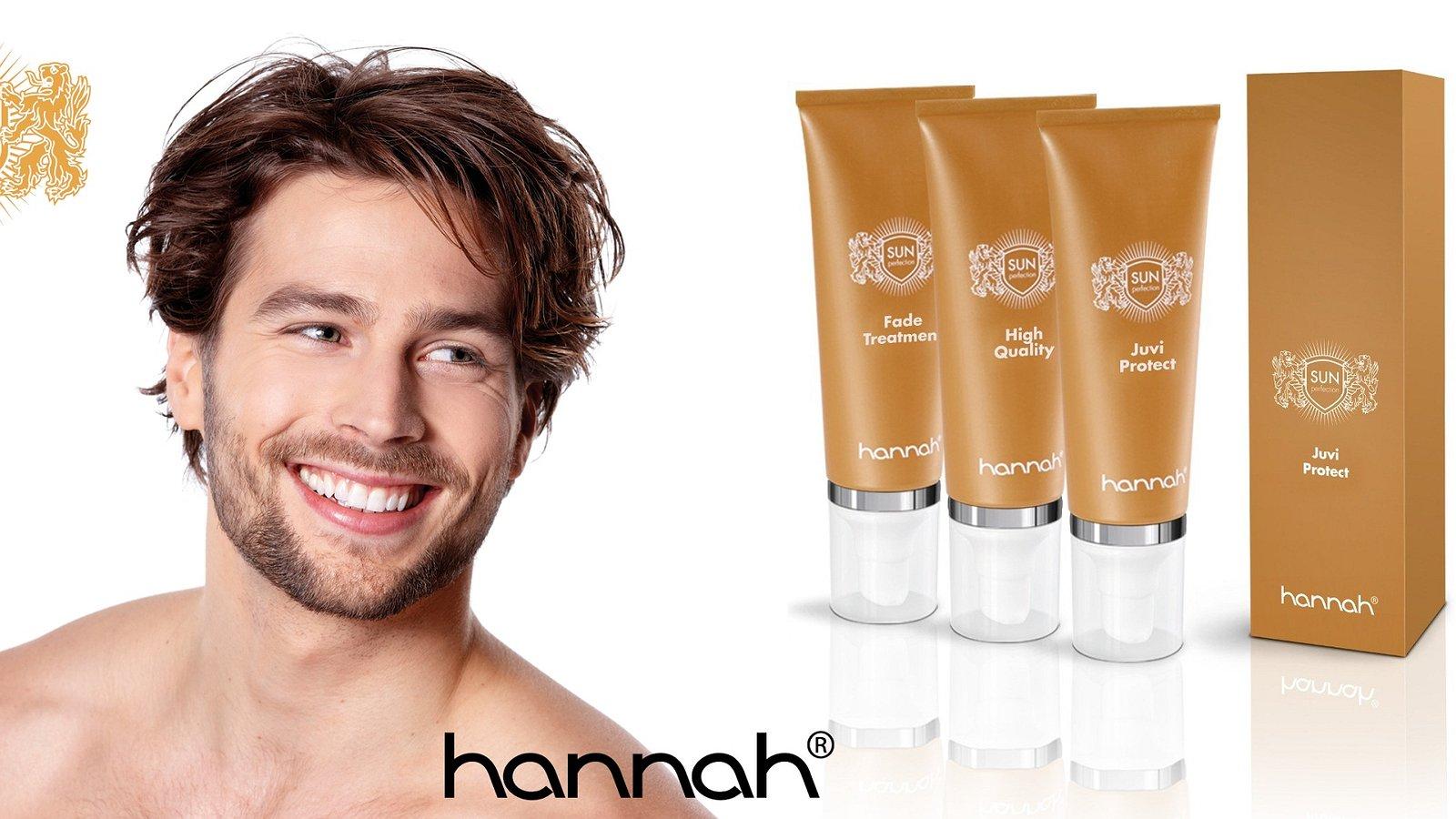 Bescherm je huid tegen de zon met deze hannah-producten