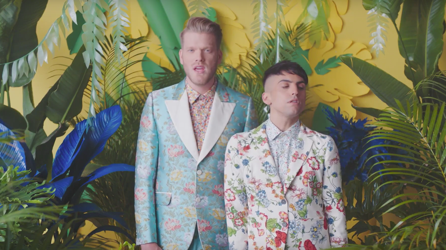Zien: Mitch en Scott van Pentatonix brengen eerste solosingle uit